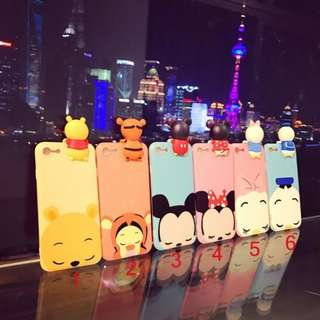 TSUM TSUM iPHONE CASE