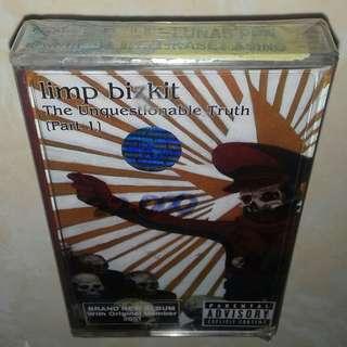 Kaset / Cassette LIMP BIZKIT - The Unquestionable Truth Part. 1