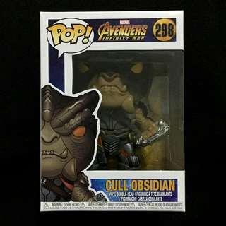 Cull Obsidian (Walgreens Exclusive) Funko Pop