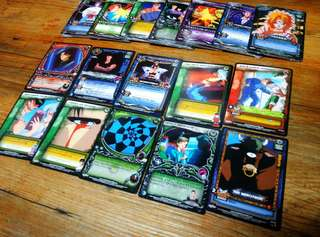 Yuyu Hakusho Ghost Fighter Ghost Files TCG