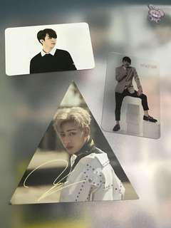 [WTS][READY STOCK] GOT7 Official Photocard