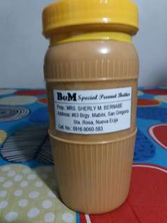SpEcial Home Made Peanut Butter