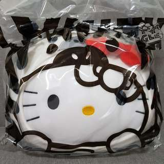 Hello Kitty Zebra Cushion