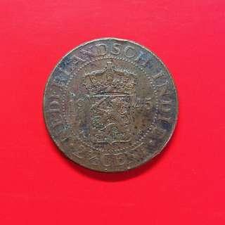 荷屬東印度 舊錢幣