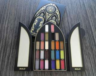 Brand New Kat Von D Saint and Sinner palette