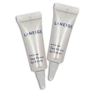 Laneige Time Freeze Eye Serum 3ml