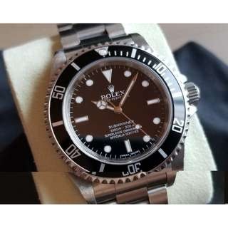 二手 Rolex Submariner FOUR LINE