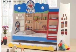 Offer Doeremon Bunk beds single+single+single