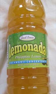 Calamansi Concentrate