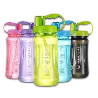 Herbalife drinking bottle gym bottle shaker