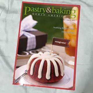 Pastry magazines