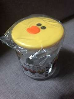 7-11 Glass Container - Sally (WTT)