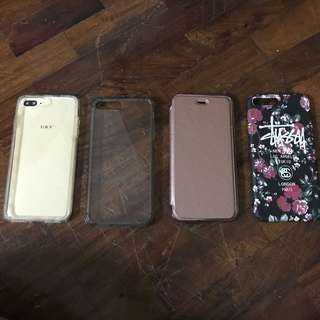 iPhone 7plus cases bundle