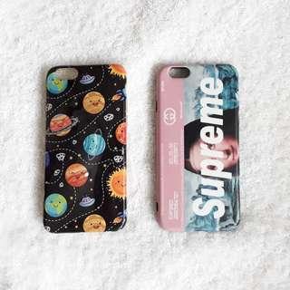 Iphone 6/6s cases⚡