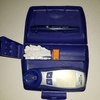 Selling Cheap Accu Chek Active
