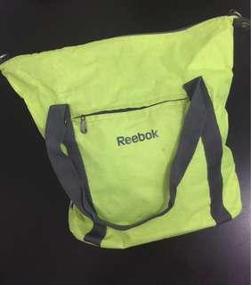 Repriced❗️REEBOK Tote bag in Neon Green