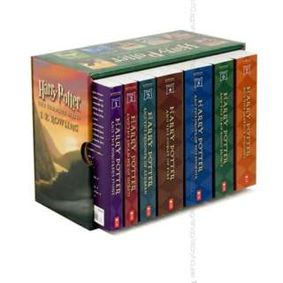 🚚 Harry Potter Box Set (Books 1-7) Paperback K J Rowling Complete Collection ( All Paperback Books and Brand New )