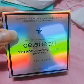 CE LE BEAU ON STAGE GLOW COVER CUSHION