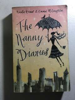 The Nanny Diaries by Nicola Kraus & Emma McLaughlin