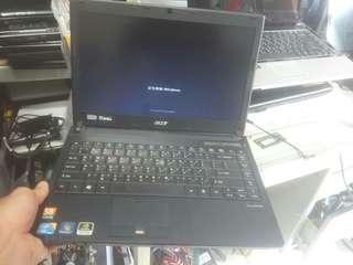 🚚 筆電Acer8372G(送無線滑鼠m的手提包)