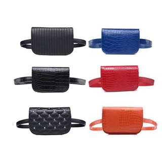 Fanny pack/ belt bag/ bum bag