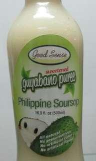Guyabano Puree
