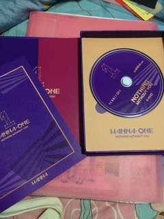 Wanna one凈專連碟