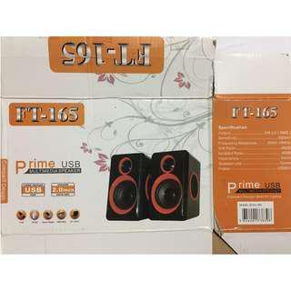 Prime USB Multimedia Speaker FT-165