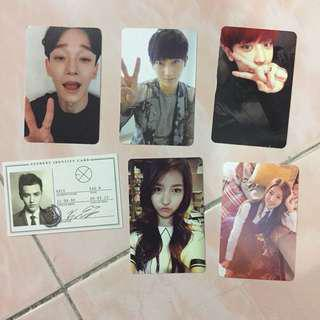 EXO & Gfriend OFFICIAL PC