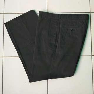 Plat front chino pants - chino pants - celana chino uniqlo