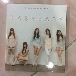 SNSD BABY BABY ALBUM