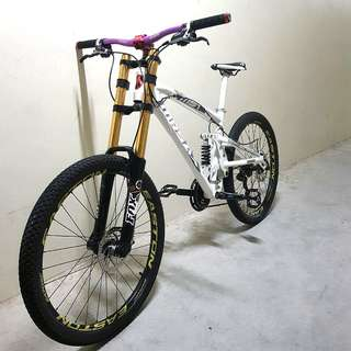 Mrsax DownHill Bike