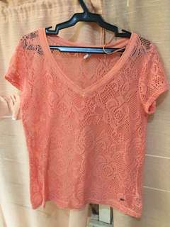 Aeropostale Cover Up (Peachy Pink Coral)