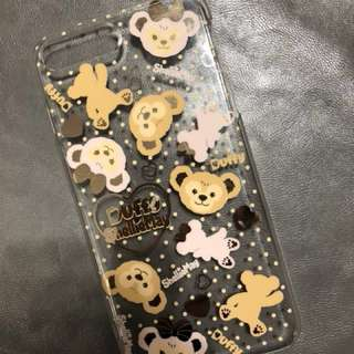 Iphone 7 plus or 8 plus Duffy手機套
