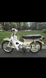 Honda C700 Supercub