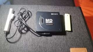 Sony md mz-e55 walkman