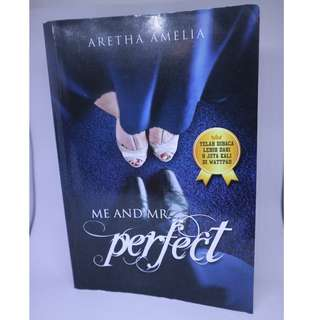 Novel Me & Mr. Perfect