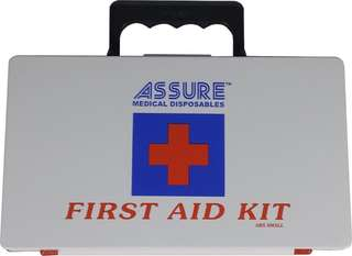 Assure First Aid Box - Small Basic (Complete)