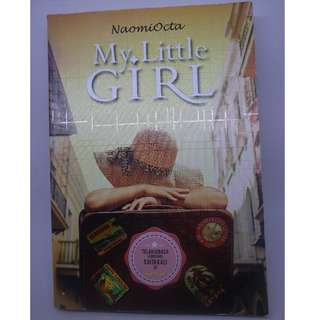 Novel My Little Girl