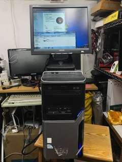 支持環保 文書電腦 ACER E5200 2GB DDR2 320GB HDD
