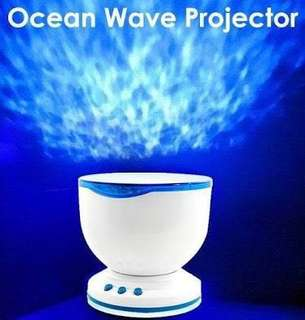 Daren Waves Night Light