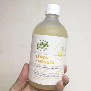 BIO-E天然檸檬蜂蜜酵素500ml🌀順豐站到付(寄出前會影相證明)‼️不設面交