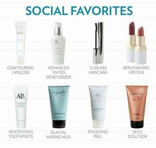 Best sellers of NuSkin Products