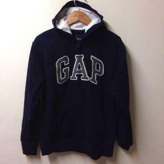 Gap 大logo連帽外套