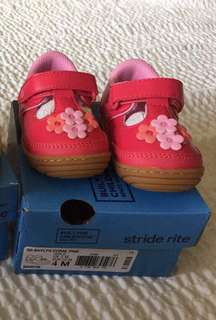 Like New Stride Rite Toddler Shoes