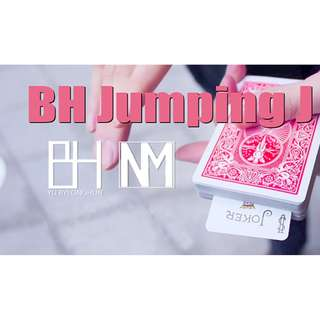 Jumping J by BH & Nimble Mind magic trick