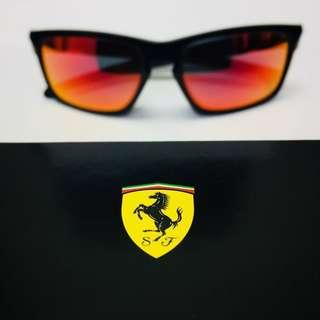 Oakley Holbrook Ferrari