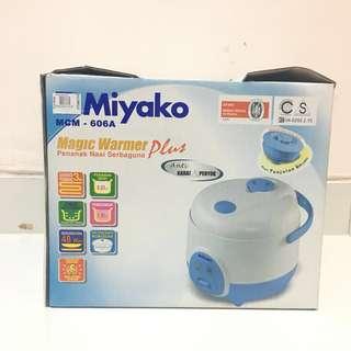 Rice cooker miyako 3 in 1 kecil