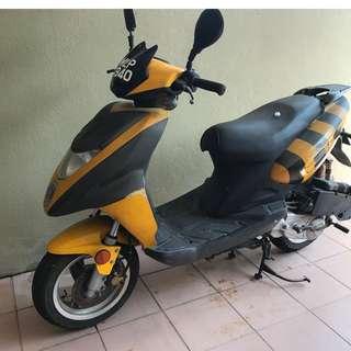 2009 Moskito Scooter