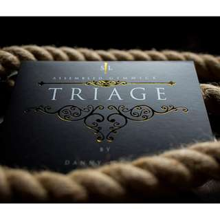 Triage by Danny Weiser & Shin Lim magic trick
